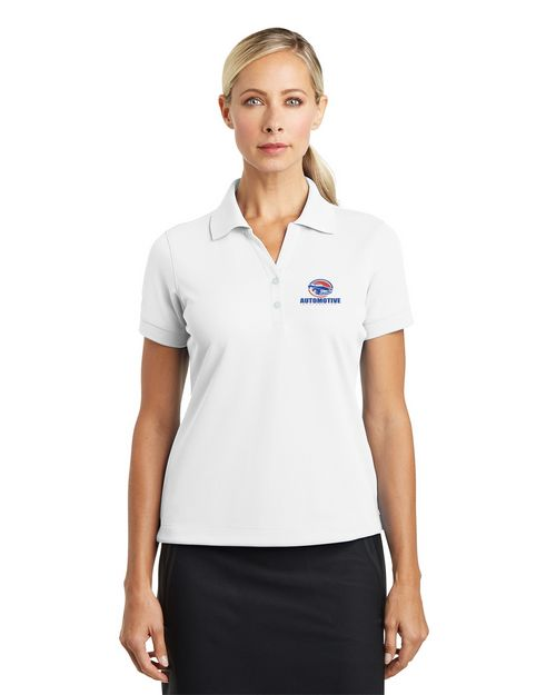 Nike Golf 286772 Dri-FIT Classic Polo Shirt - For Women