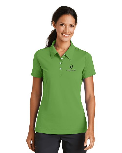 Nike Golf 358890 Ladies Nike Sphere Dry Diamond Polo