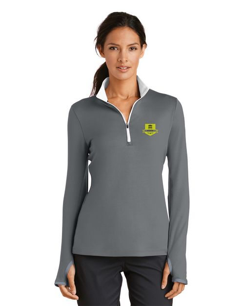 Nike Golf 779796 Ladies Dri-FIT Stretch 1/2-Zip Cover-Up
