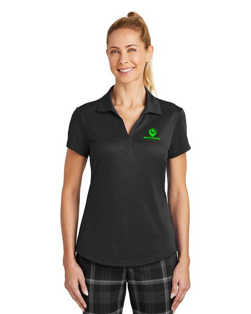 Nike Golf 838957 Dri Fit Legacy Polo Shirt - For Women