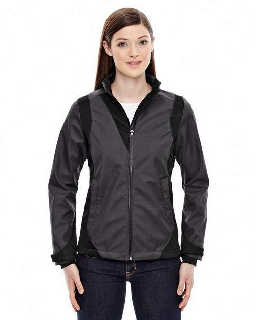 North End 78686 Commute Ladies Soft Shell Jacket