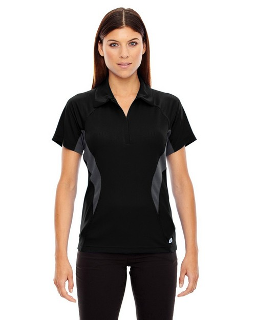 North End 78657 Ladies' Serac Performance Polo