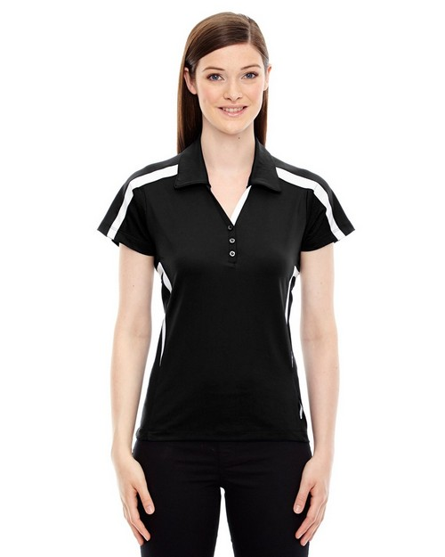 North End Sport Red 78667 Ladies' Accelerate Performance Polo