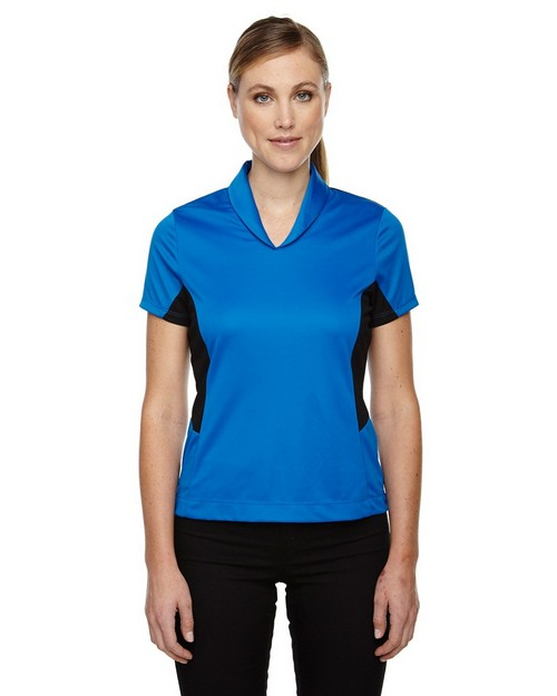 North End Sport Red 78683 Ladies' Rotate Quick Dry Performance Polo