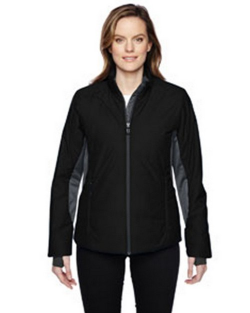 North End 78696 Ladies Immerge Insulated Hybrid Jacket