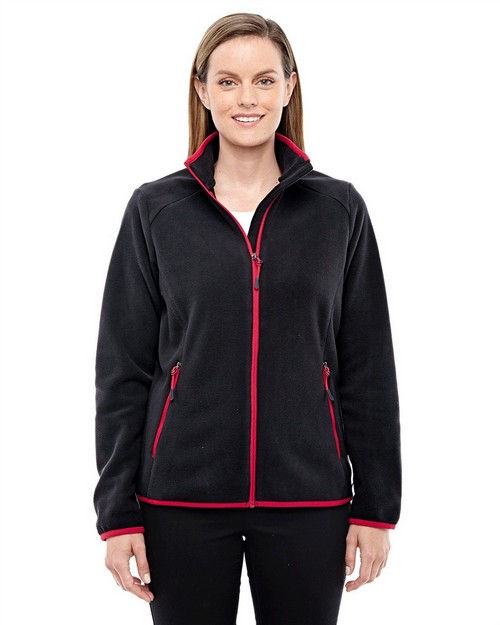 North End 78811 Ladies' Vector Interactive Polartec Fleece Jacket