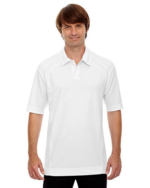 North End 88632 Men's Recycled Polyester Performance Pique Polo