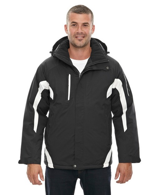 North End 88664 Men's Apex Seam-Sealed Insulated Jacket