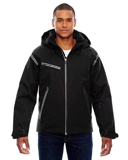 North End 88680 Men's Ventilate Seam-Sealed Insulated Jacket