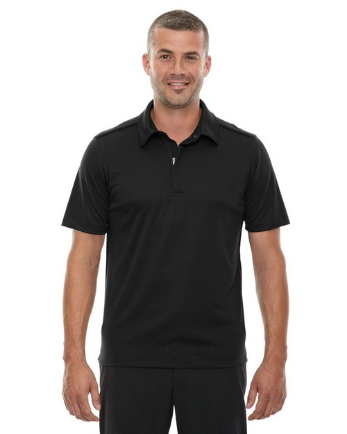 North End Sport Red 88682 Men's Evap Quick Dry Performance Polo