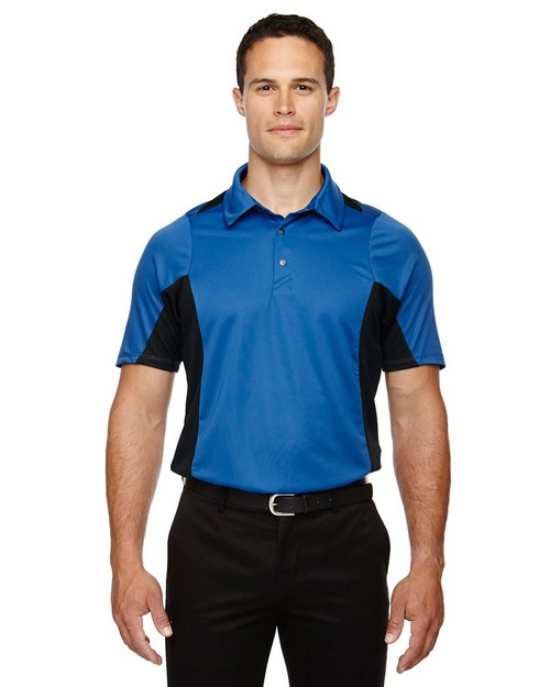 North End Sport Red 88683 Men's Rotate UTK Quick Dry Performance Polo