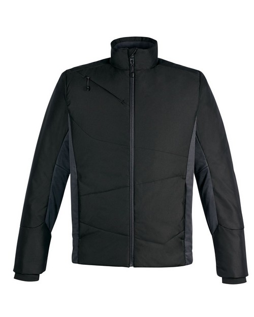 North End 88696 Mens Immerge Insulated Hybrid Jacket