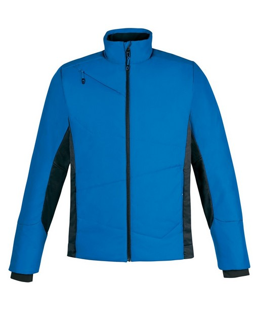 North End Sport Red 88696 Men's Immerge Insulated Hybrid Jacket with Heat Reflect Technology