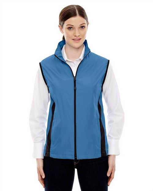 North End 78028 Ladies Active Wear Vest