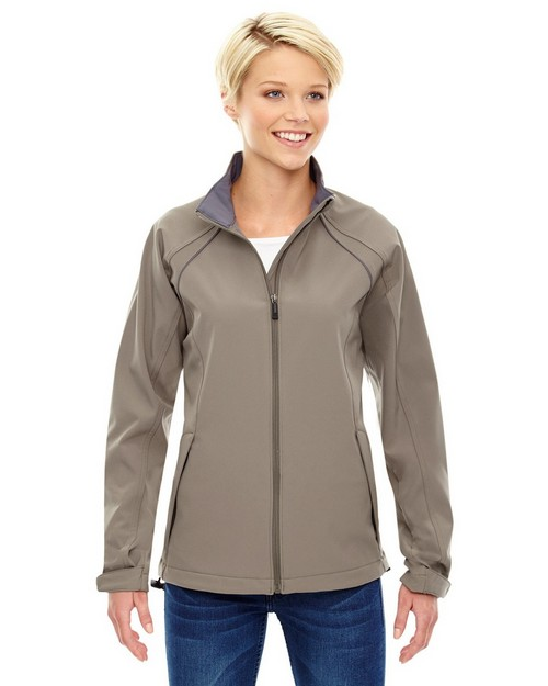 North End 78075 Ladies Lightweight Soft Shell Jacket