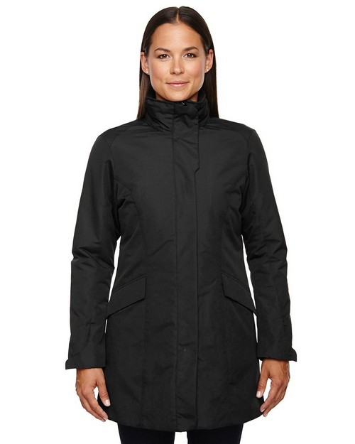 North End 78210 Promote Ladies Insulated Car Jacket