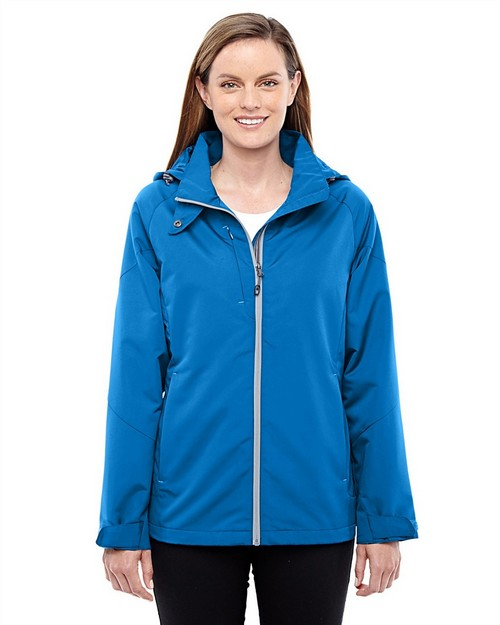 North End 78226 Ladies Insight Interactive Shell Jacket