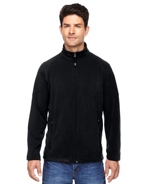 North End 88095 Mens Microfleece Unlined Jacket