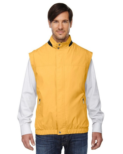 North End 88128 Mens Full-Zip Lightweight Windvest
