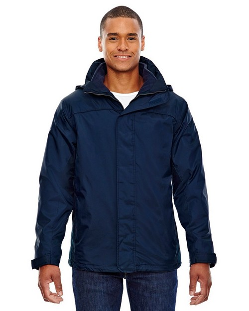 North End 88130 Mens 3-In-1 Jacket