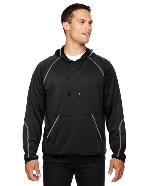 North End 88164 Pivot Adult Performance Fleece Hoodie