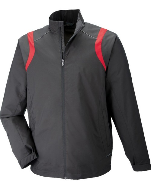 North End 88167 Venture Mens Lightweight Mini Ottoman Jacket