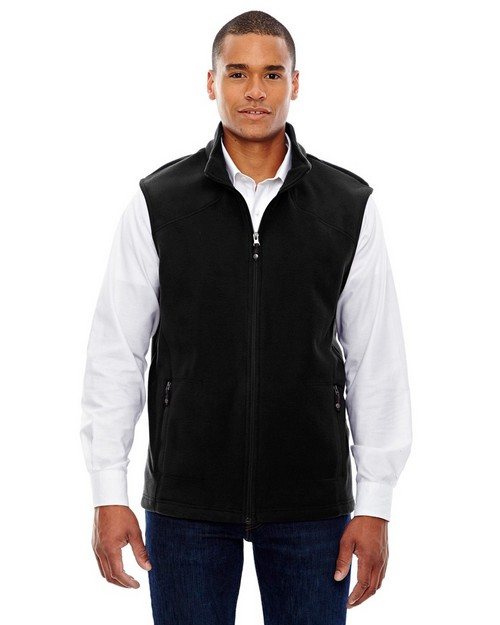 North End 88173 Voyage Mens Fleece Vest