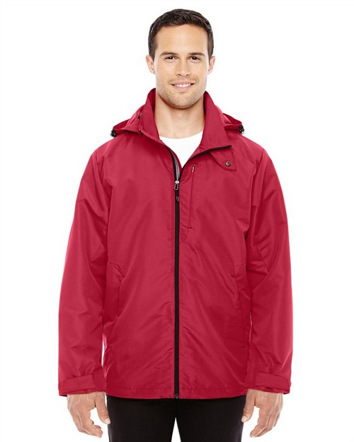North End 88226 Mens Insight Interactive Shell Jacket