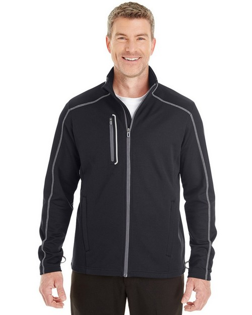 North End NE703 Mens Endeavor Interactive Performance Fleece Jacket