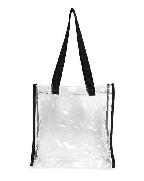 Oad OAD5004 Clear Tote Bag