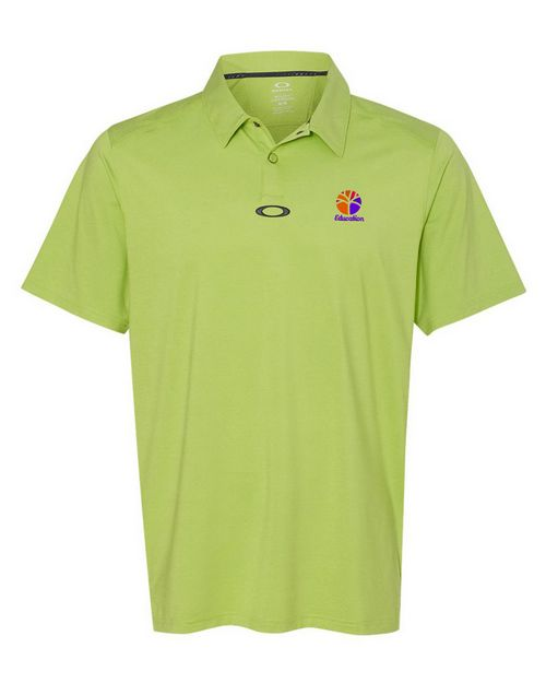 Oakley 432952 Newlyn Heathered Polo Shirt - For Men