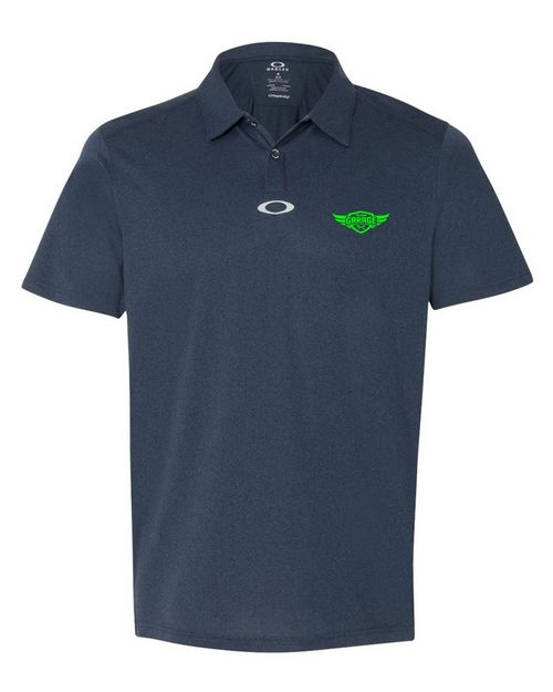 Logo Embroidered Oakley Logo Embroidered Roman Sport Shirt - For Men