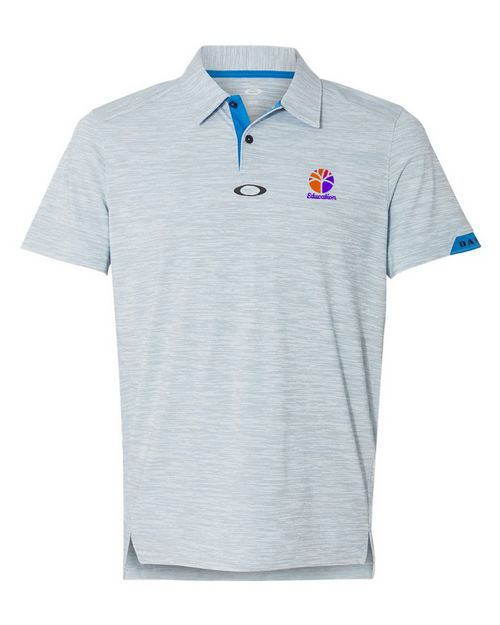 Logo Embroidered Oakley Logo Embroidered Gravity Sport Shirt - For Men