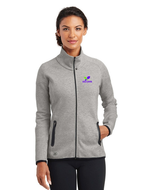 Ogio Endurance Custom Logo Embroidered Origin Jacket - For Women
