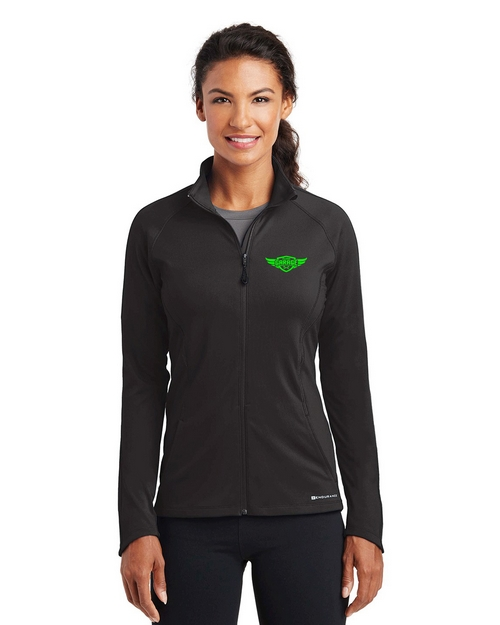 Ogio Endurance Custom Logo Embroidered Radius Full-Zip - For Women