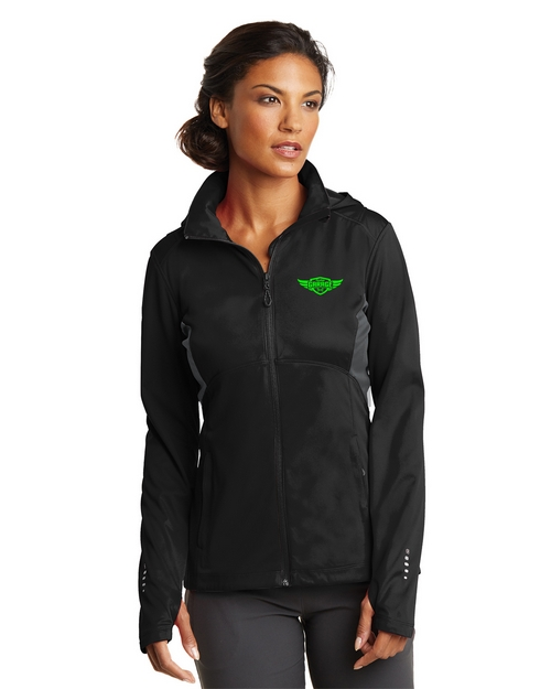 Ogio Endurance LOE721 Ladies Pivot Soft Shell Jacket