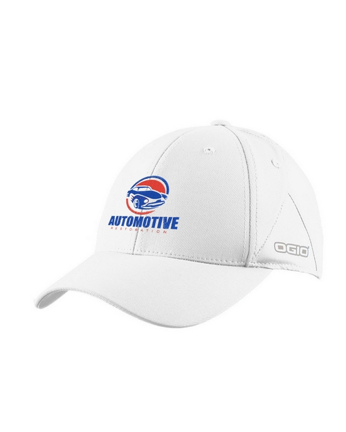 Logo Embroidered Ogio Endurance Logo Embroidered Apex Cap