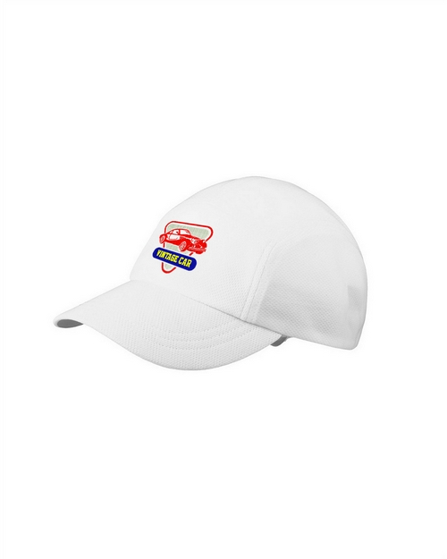 Ogio Endurance Logo Embroidered Stride Mesh Cap