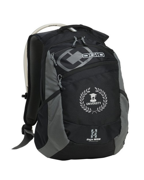 Ogio Logo Embroidered Baja Hydration Pack