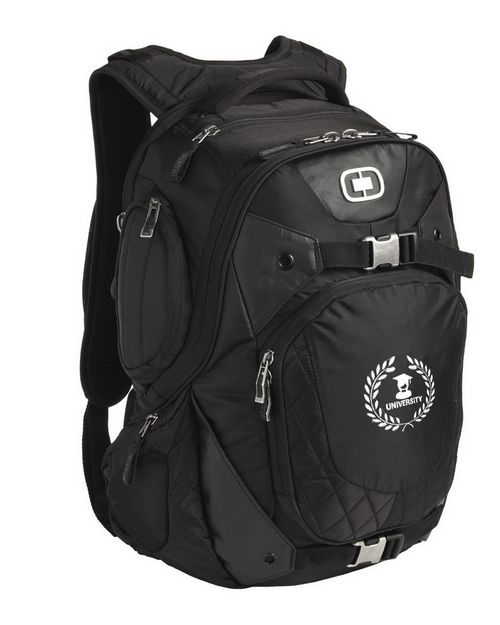Ogio Custom Logo Embroidered Squadron Pack