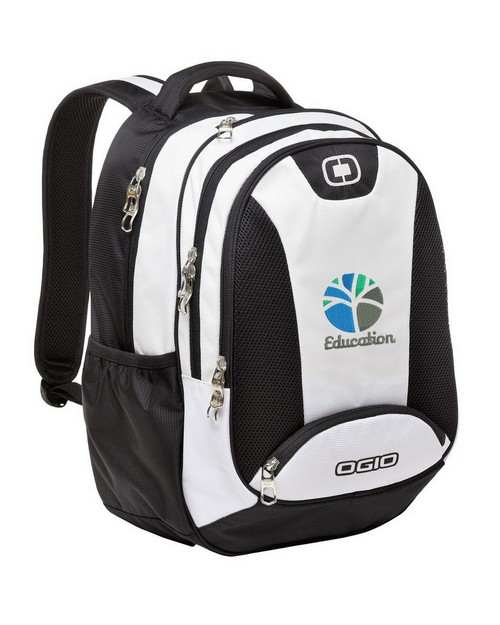 Logo Embroidered Ogio Custom Logo Embroidered Bullion Pack