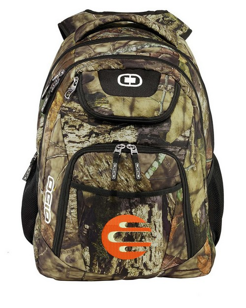 Logo Embroidered Ogio Camo Excelsior Pack