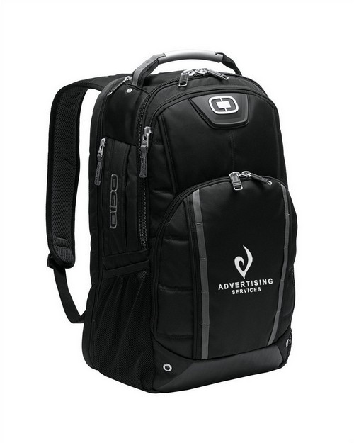 Ogio Logo Embroidered Bolt Pack Bag