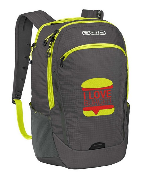 Ogio Logo Embroidered Shuttle Pack