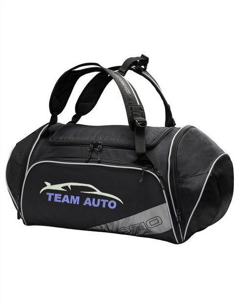 Ogio Logo Embroidered 4.5 Duffel Bag