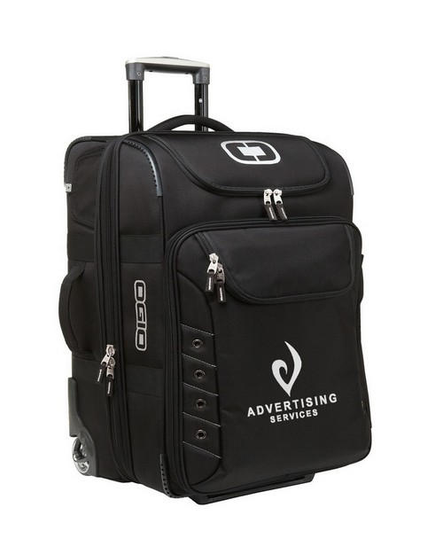 Ogio Custom Logo Embroidered Canberra Travel Bag