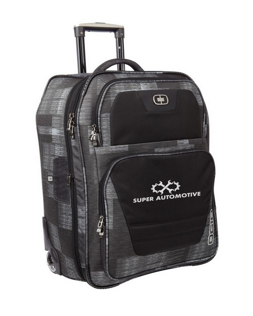 Ogio Logo Embroidered Kickstart 26' Travel Bag