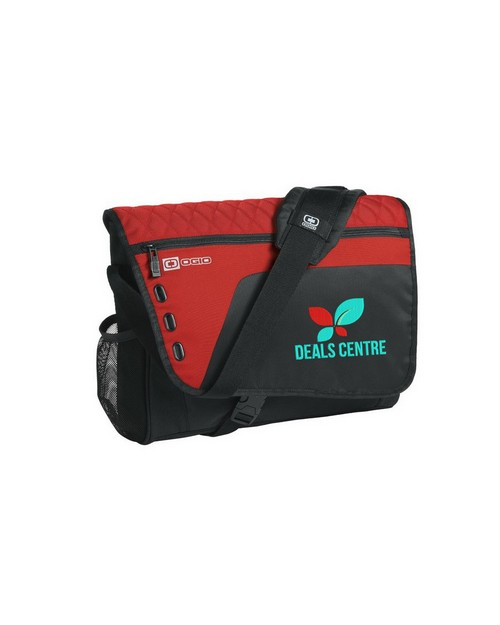 Ogio 417012 Vault Messenger Bag