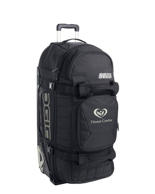 Logo Embroidered Ogio Custom Logo Embroidered Travel Bag