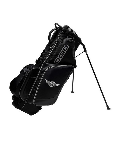 Ogio Custom Logo Embroidered Orbit Cart Golf Bag with Stand